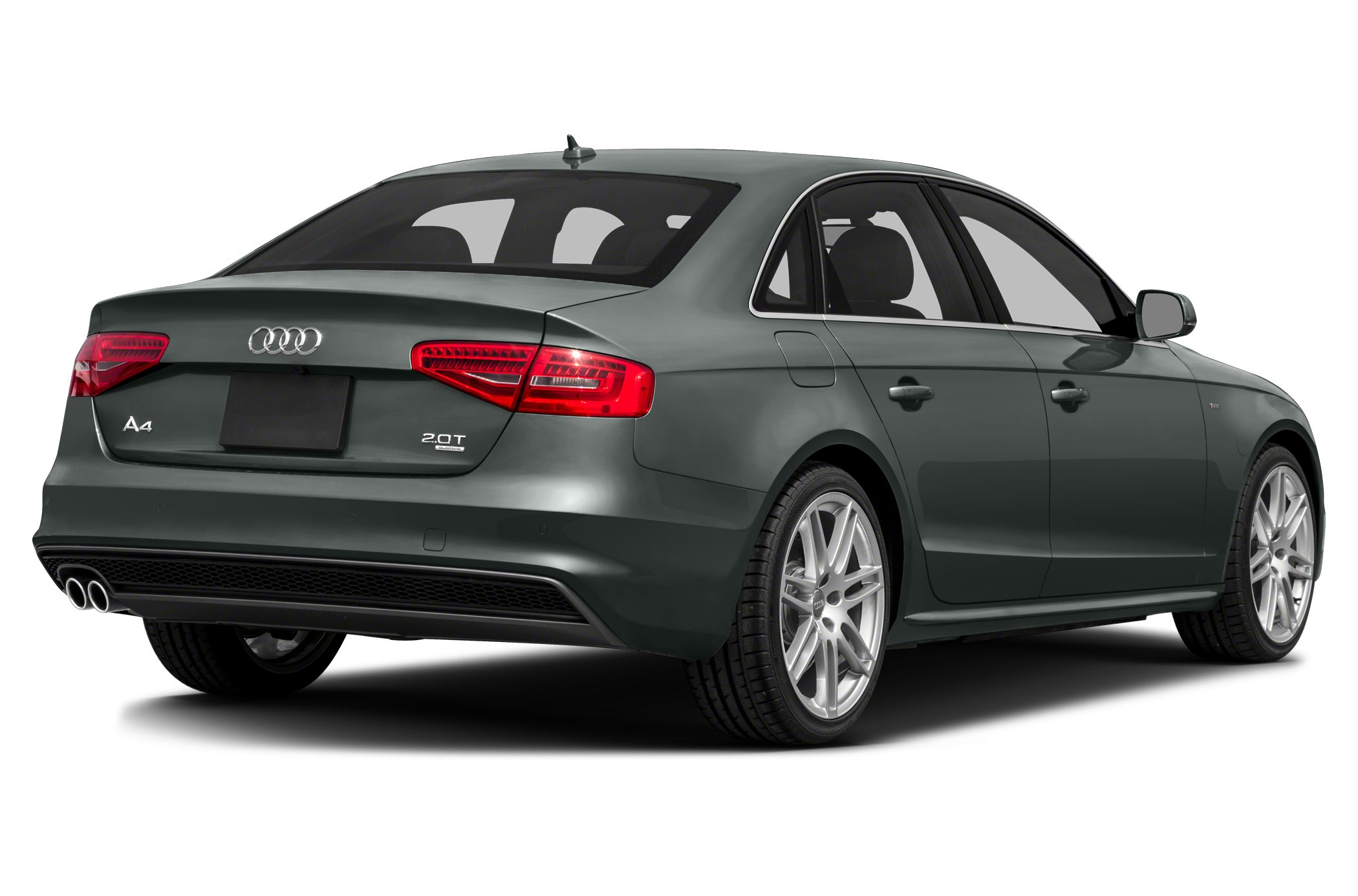 2014 Audi A4 20T quattro Premium Vehicle Options 4WDAWD Electronic Brake Assistance Rear Window