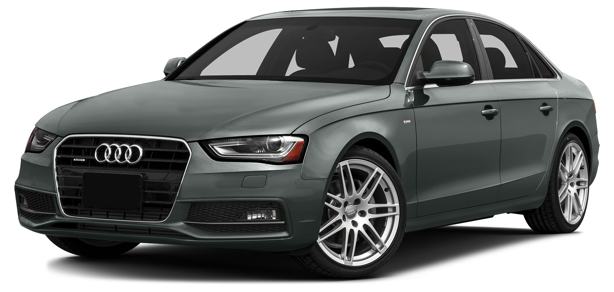 2013 Audi A4 20T Premium Miles 34865Color Monsoon Gray Metallic Stock 038981 VIN WAUAFAFL8D