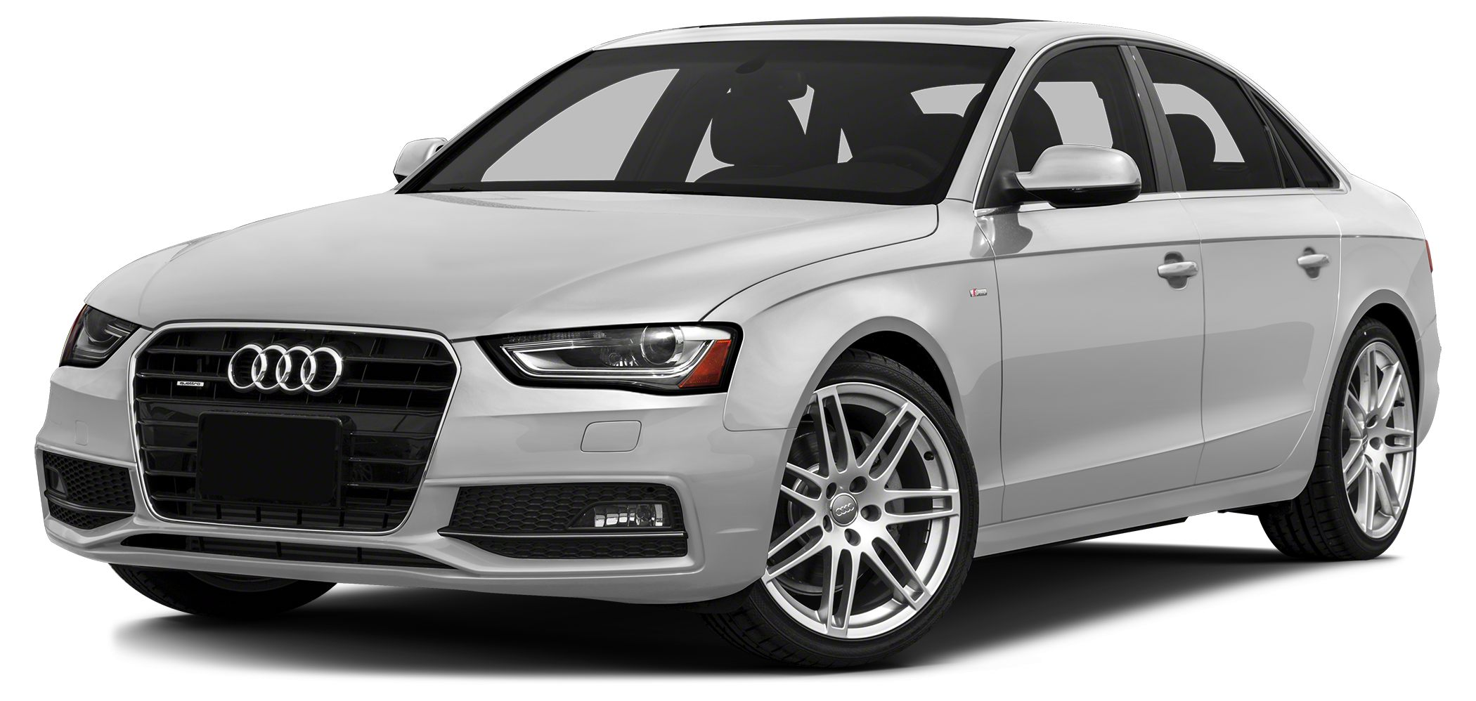2015 Audi A4 20T quattro Premium New Price Sunroof  Moonroof Power Leather Seats Alloy Wheels