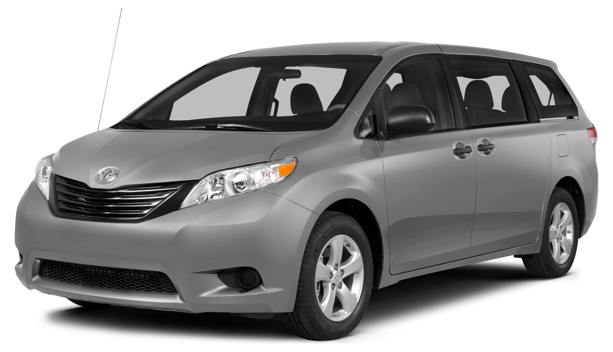 2014 Toyota Sienna XLE 8 Passenger XLE trim EPA 25 MPG Hwy18 MPG City CARFAX 1-Owner ONLY 319