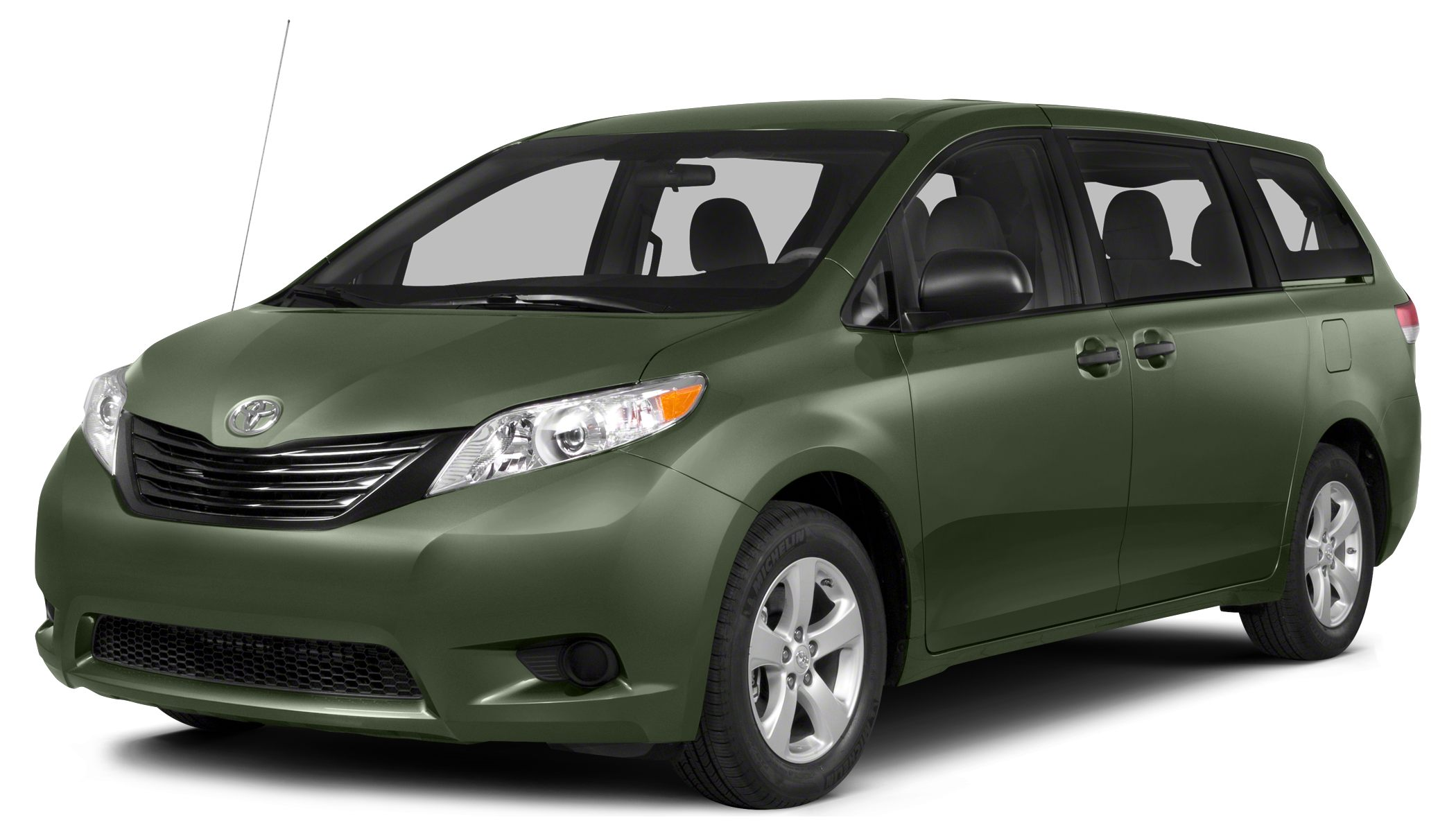 2014 Toyota Sienna XLE 7 Passenger 300 below Kelley Blue Book CARFAX 1-Owner ONLY 30655 Miles