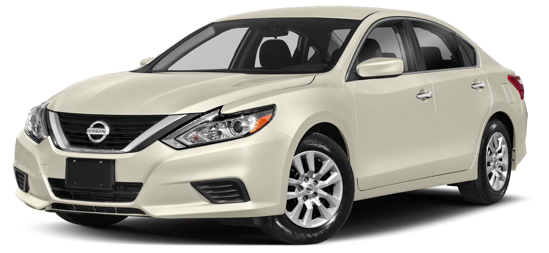 2018 Nissan Altima 25 SR The premium exterior design of the 2018 Nissan Altima from the powerful
