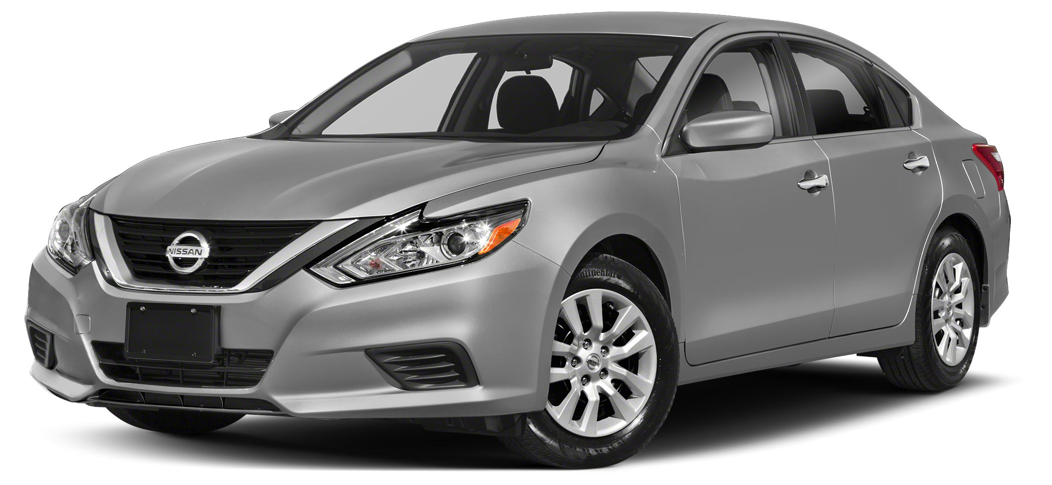 2018 Nissan Altima 25 SL The premium exterior design of the 2018 Nissan Altima from the powerful
