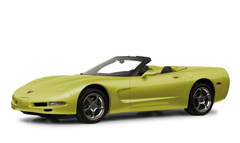 2001 Chevrolet Corvette Base This particular Corvette Roadster is beautiful top-up or top-down T