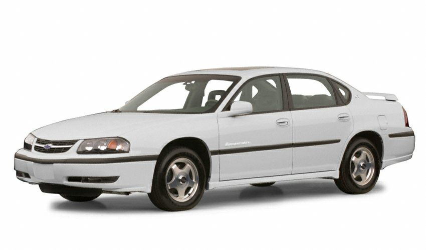 2001 Chevrolet Impala Base Car buying made easy Dont wait another minute If you travel a lot y