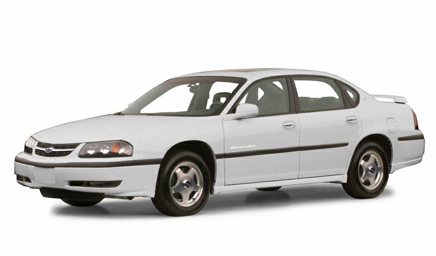2001 Chevrolet Impala Base Miles 60800Color Gold Stock U175845A VIN 2G1WF55E619266651