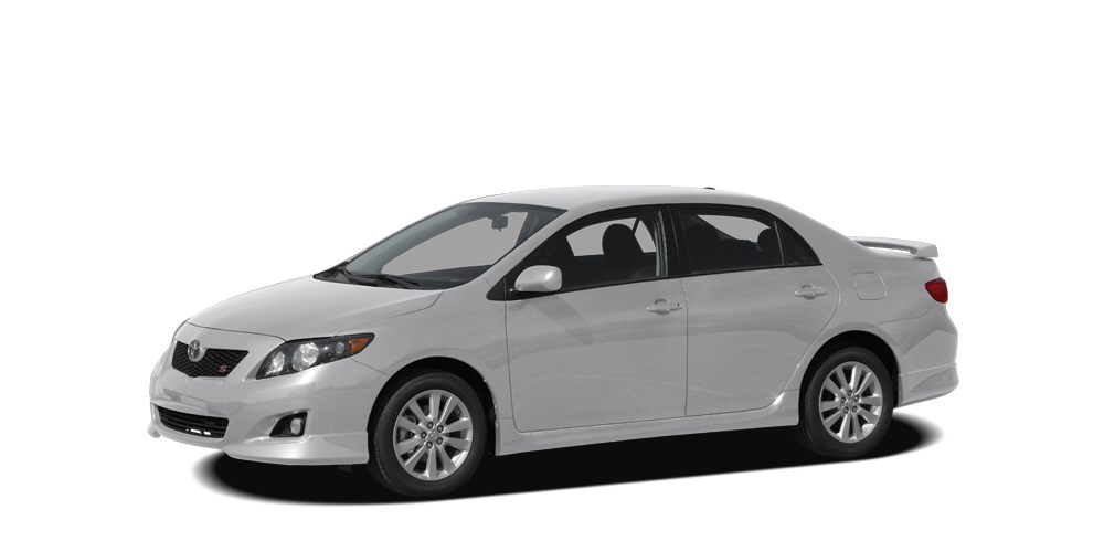 2010 Toyota Corolla S Snatch a bargain on this 2010 Toyota Corolla COROLLA before someone else sna