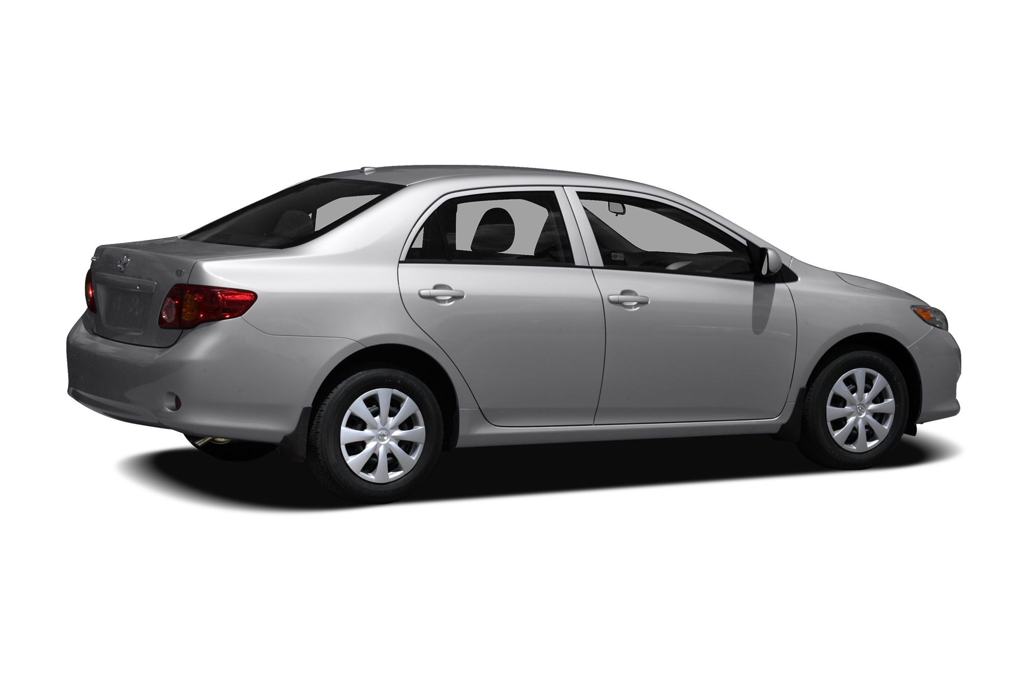 2010 Toyota Corolla LE Vehicle Options ABS Brakes Front Side Airbag Telescopic Steering Column Air