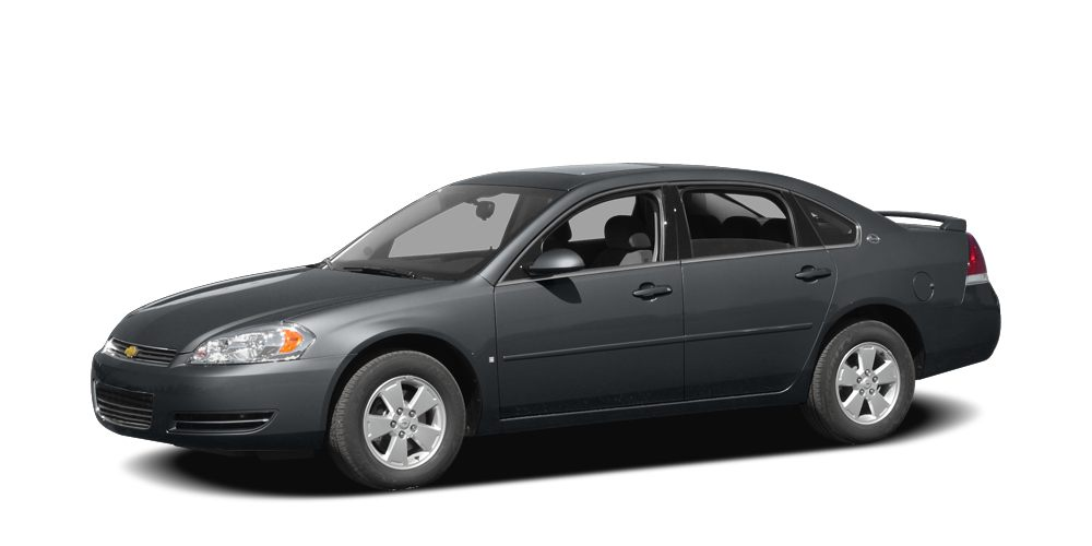 2008 Chevrolet Impala LS Clean CARFAX Two Owner TWO Keys and Remotes Owners Manuals Present NE