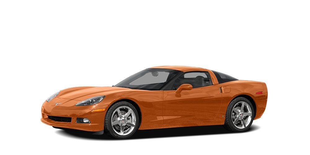 2008 Chevrolet Corvette Z06 Miles 0Color Orange Stock CHV15149A VIN 1G1YY26EX85126481
