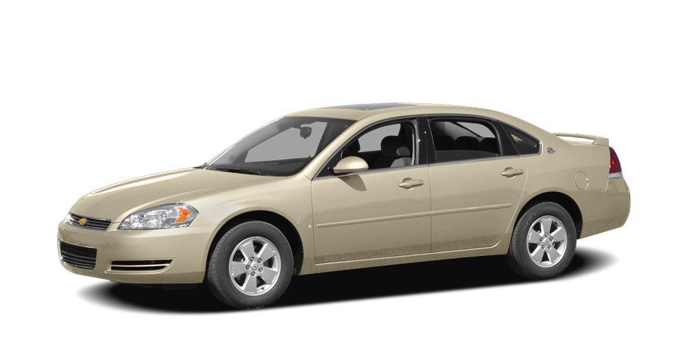 2008 Chevrolet Impala LT LT trim 12000 Mile Warranty ONLY 35585 Miles FUEL EFFICIENT 29 MPG H