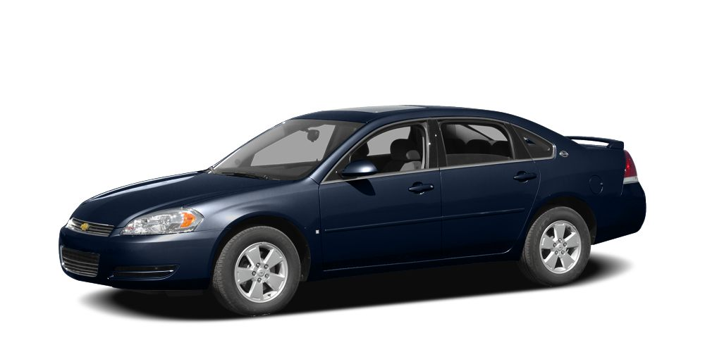 2008 Chevrolet Impala LS Price does not include state and county taxes title and tag fees or 49