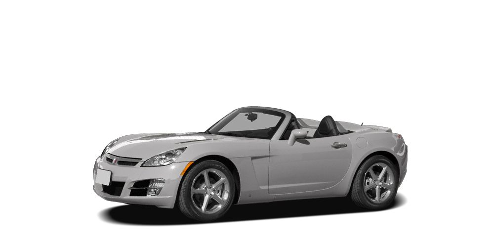 2009 Saturn Sky Base Look at this 2009 Saturn Sky  It has a transmission and a Gas I4 24L145 en