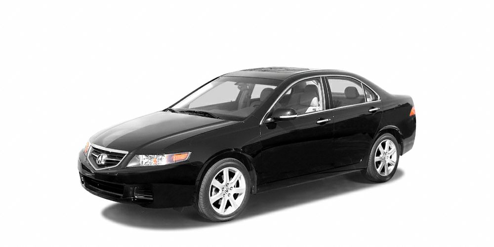 2004 Acura TSX Navigation Clean Carfax - Navigation System - Alloy Wheels - Heated Seats - Illumin