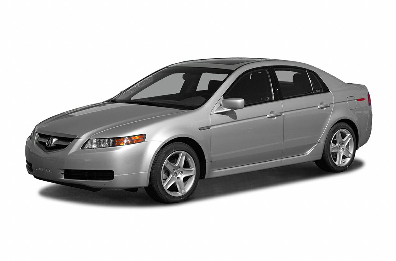 2004 Acura TL Base CARFAX 1-Owner EPA 28 MPG Hwy20 MPG City TL trim Moonroof Heated Leather S