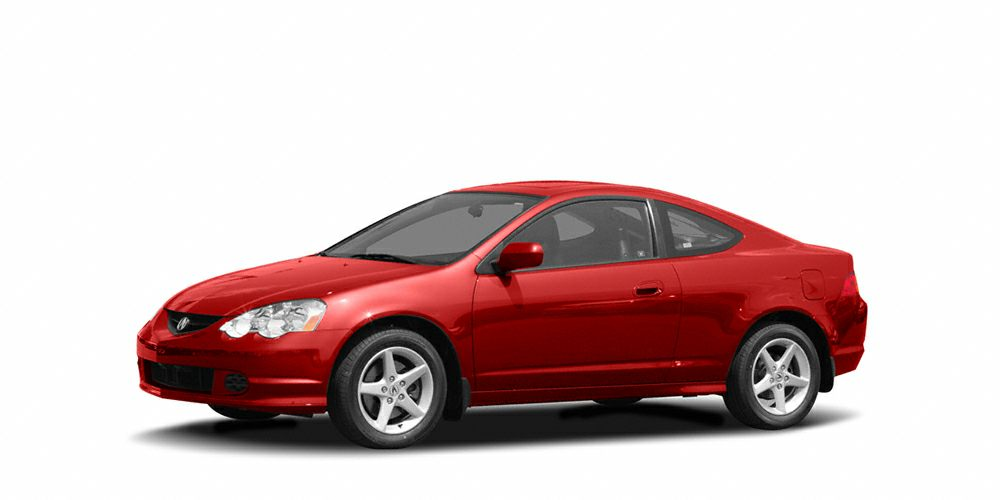 2004 Acura RSX Type S Miles 128788Color Milano Red Stock 171317A VIN JH4