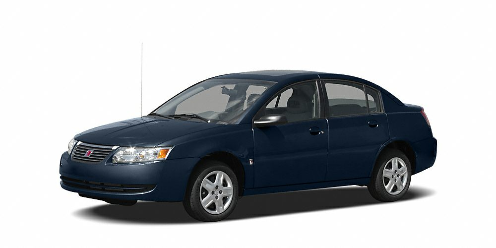 2007 Saturn ION 3 Color Blue Stock N296B VIN 1G8AL55F07Z128518
