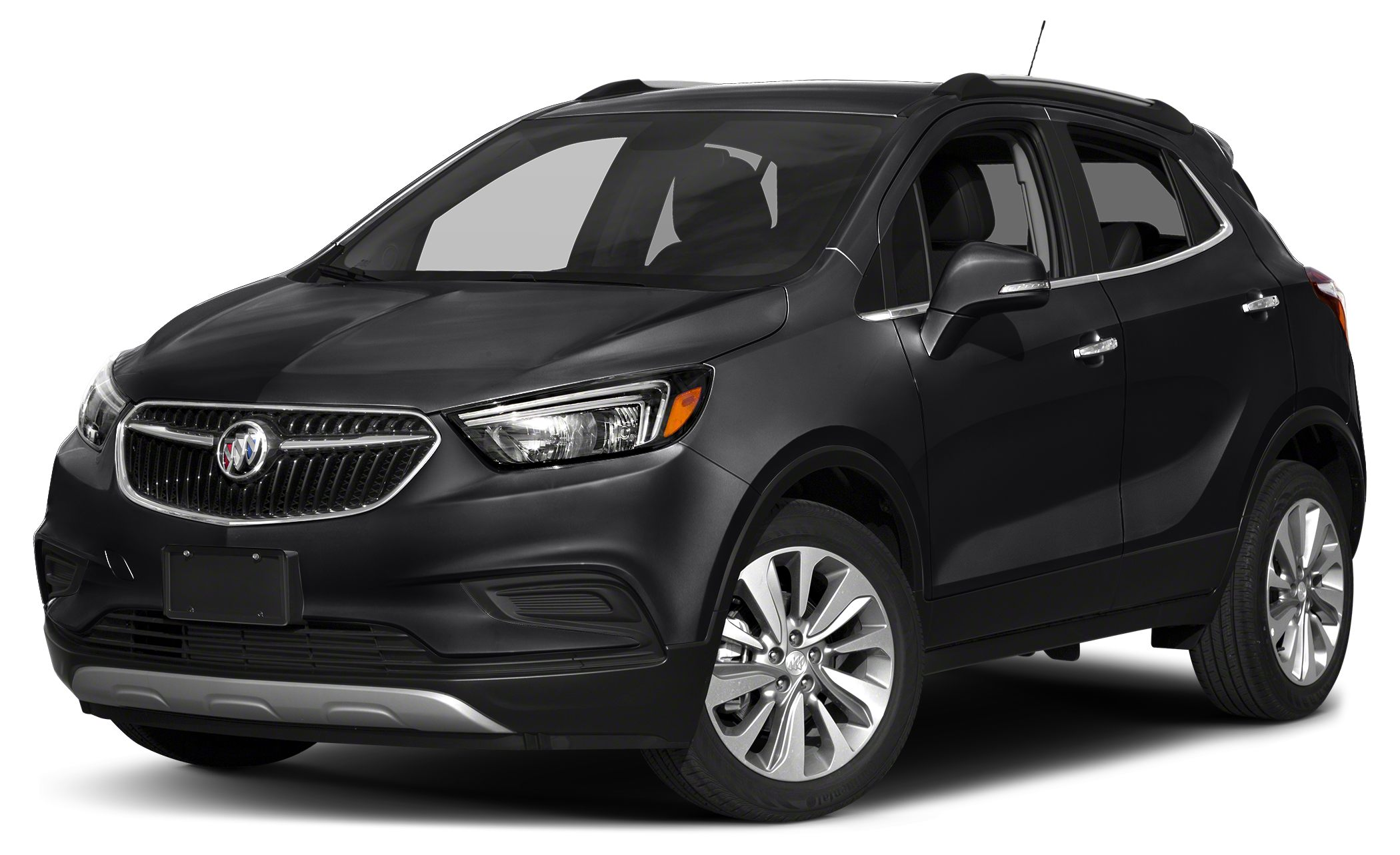 2018 Buick Encore Preferred II For a smoother ride opt for this 2018 Buick Encore Preferred II wi