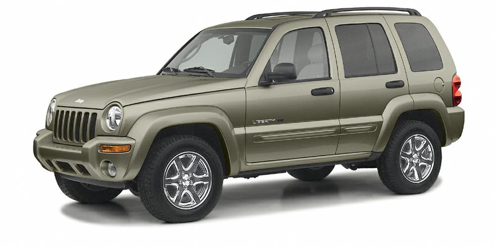 2003 Jeep Liberty Sport Land a deal on this 2003 Jeep Liberty Sport before someone else snatches i
