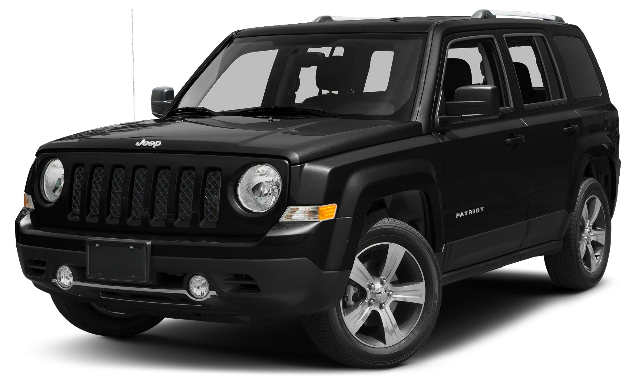 2016 Jeep Patriot Latitude CARFAX One-Owner Clean CARFAX Black Clearcoat 2016 Jeep Patriot High