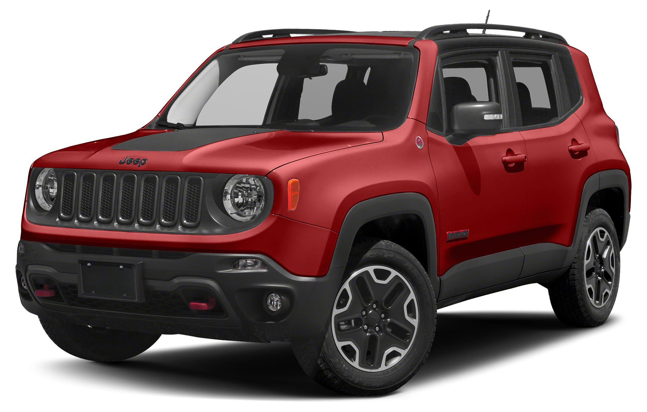2016 Jeep Renegade Trailhawk Color Colorado Red Stock GPE20278 VIN ZACCJBCT6GPE20278