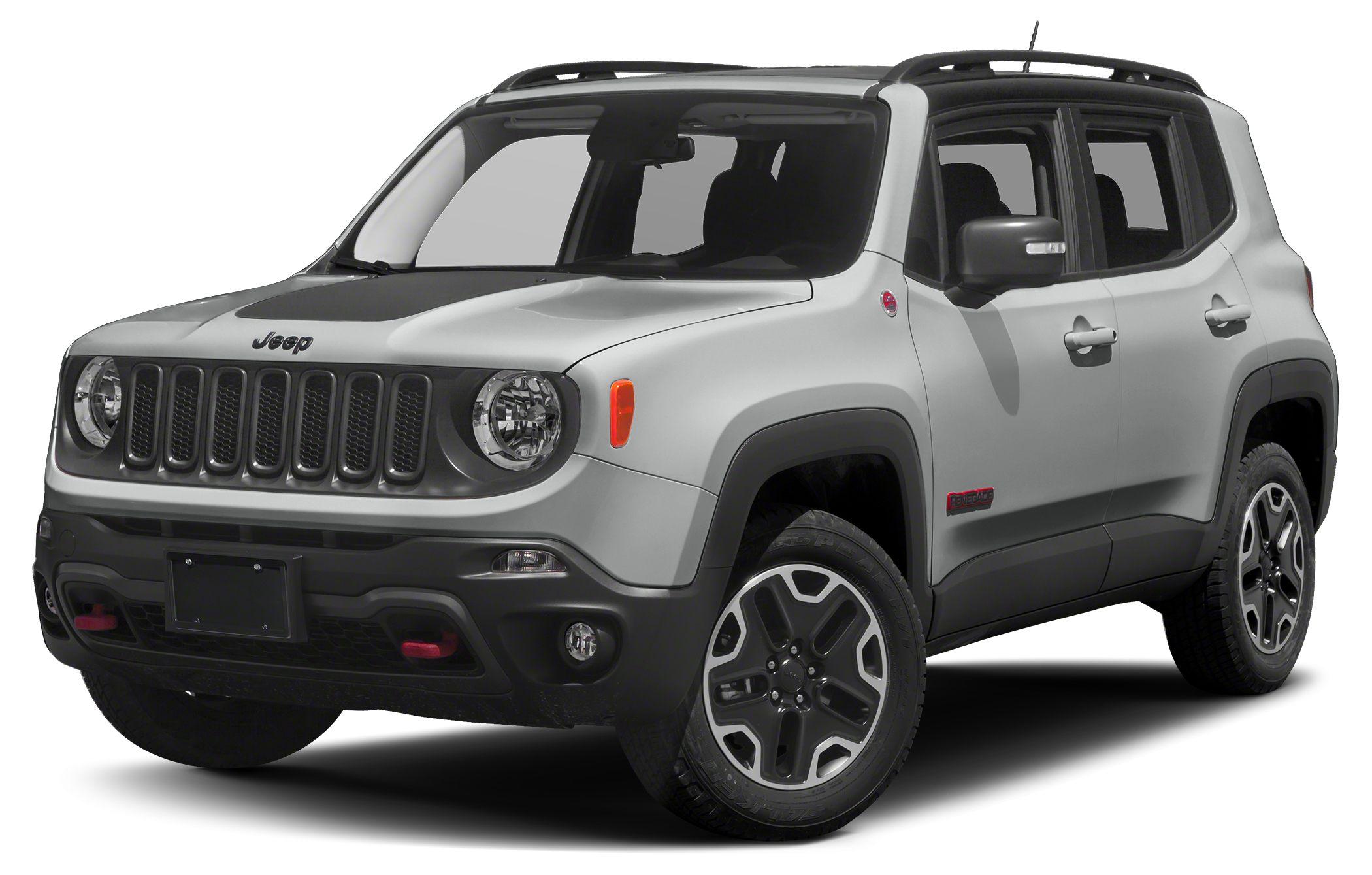 2016 Jeep Renegade Trailhawk Color Crystal Metallic Stock GPE22880 VIN ZACCJBCT5GPE22880