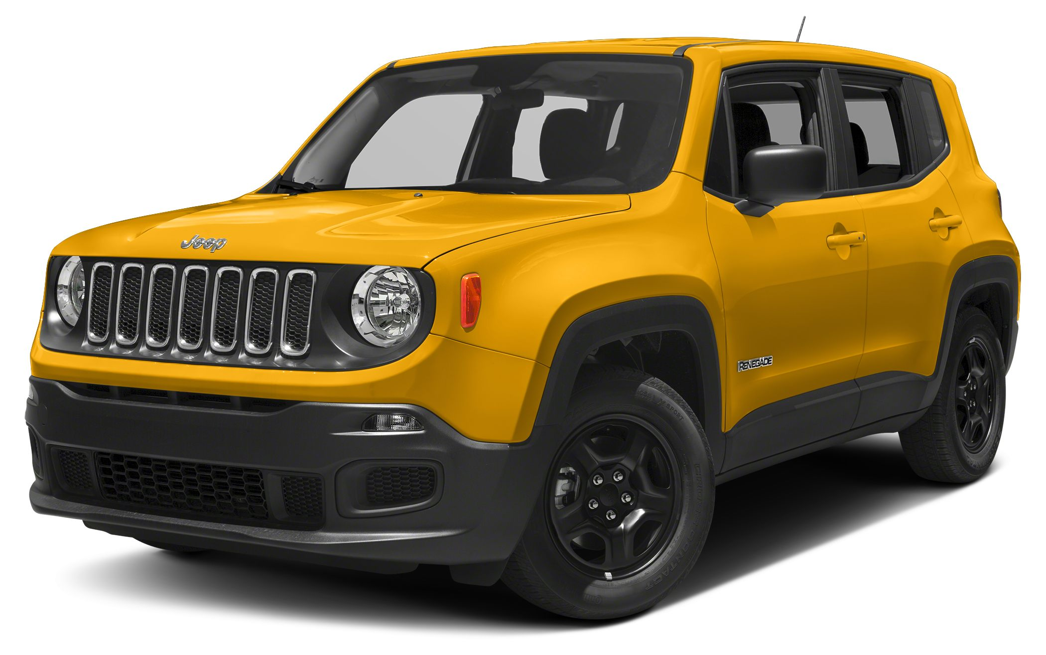 2017 Jeep Renegade Sport Color Solar Yellow Stock 17F171 VIN ZACCJAAB6HPE52749