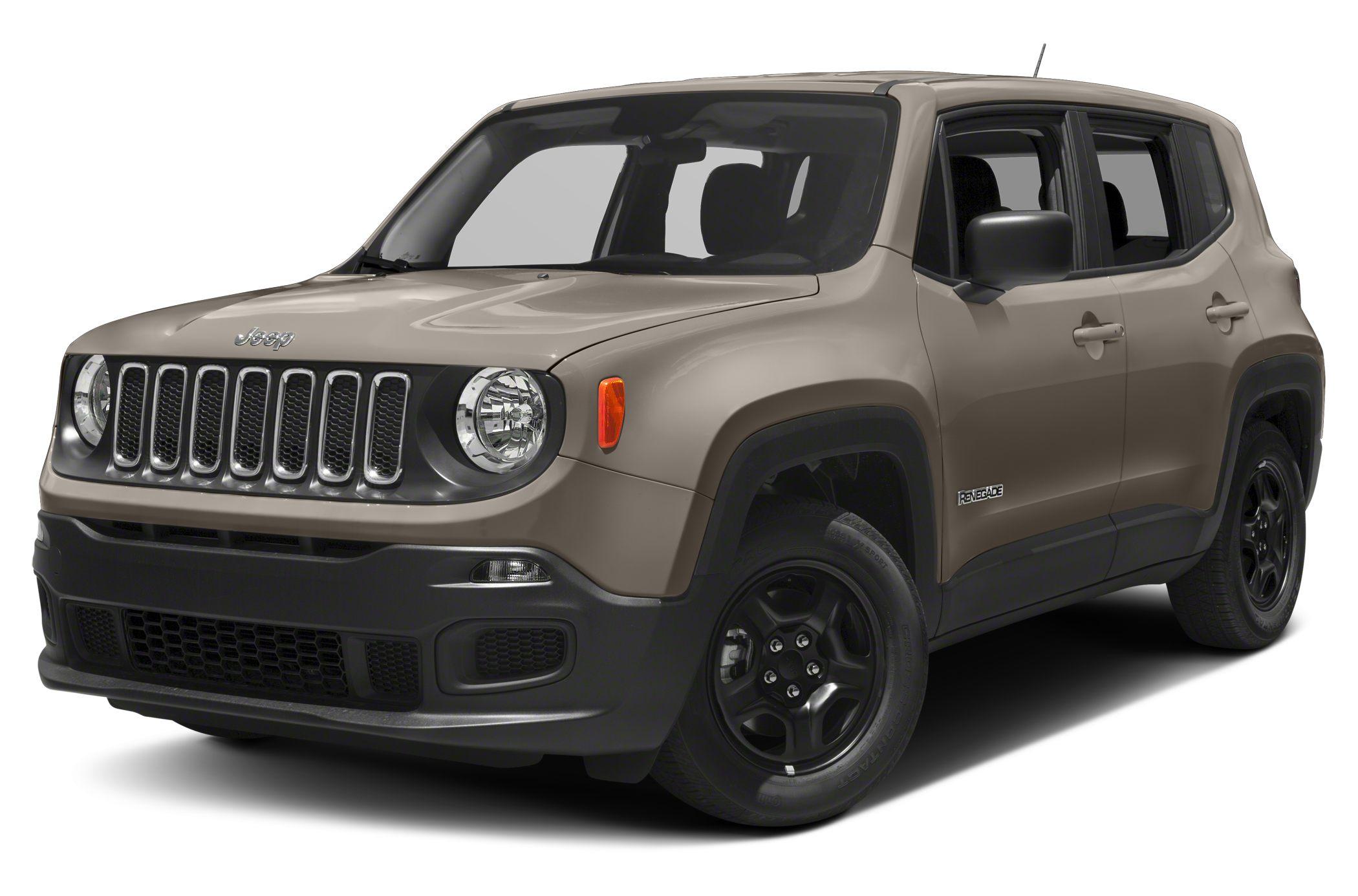 2017 Jeep Renegade Sport Color Granite Stock 17F188 VIN ZACCJAAB2HPE69127