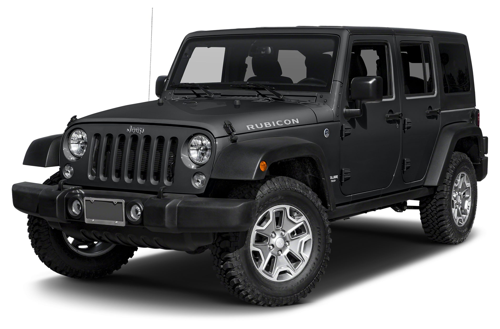 2016 Jeep Wrangler Unlimited Rubicon Miles 11200Color Granite Crystal Clearcoat Metallic Stock
