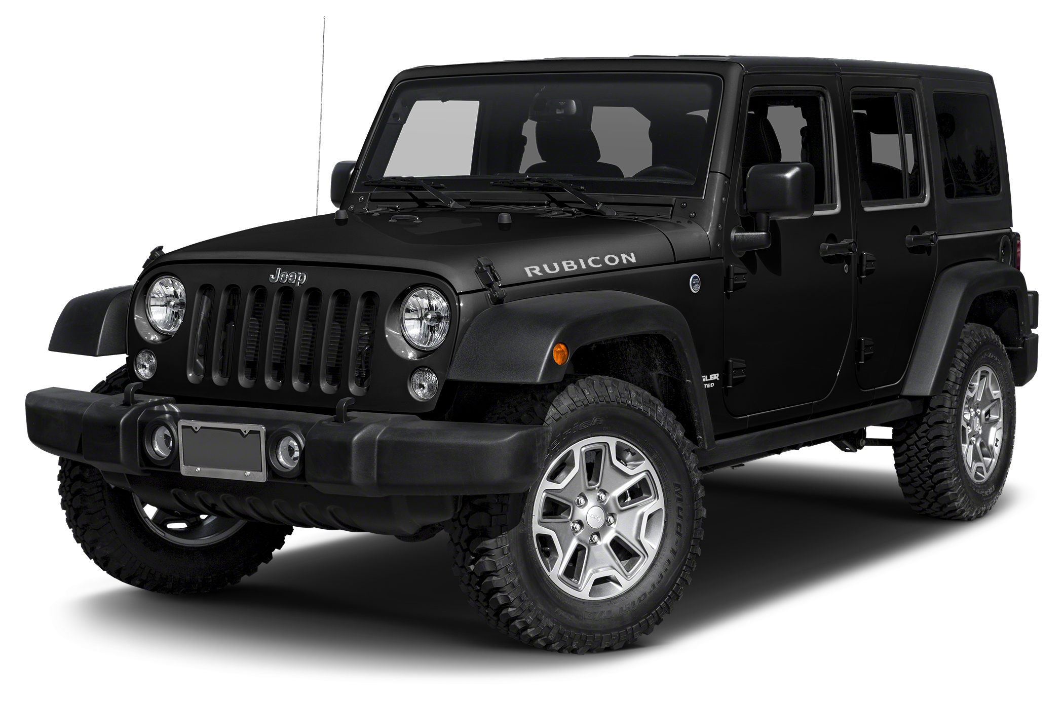 2014 Jeep Wrangler Unlimited Rubicon Miles 28736Color Black Clearcoat Stock 944 VIN 1C4BJWFG