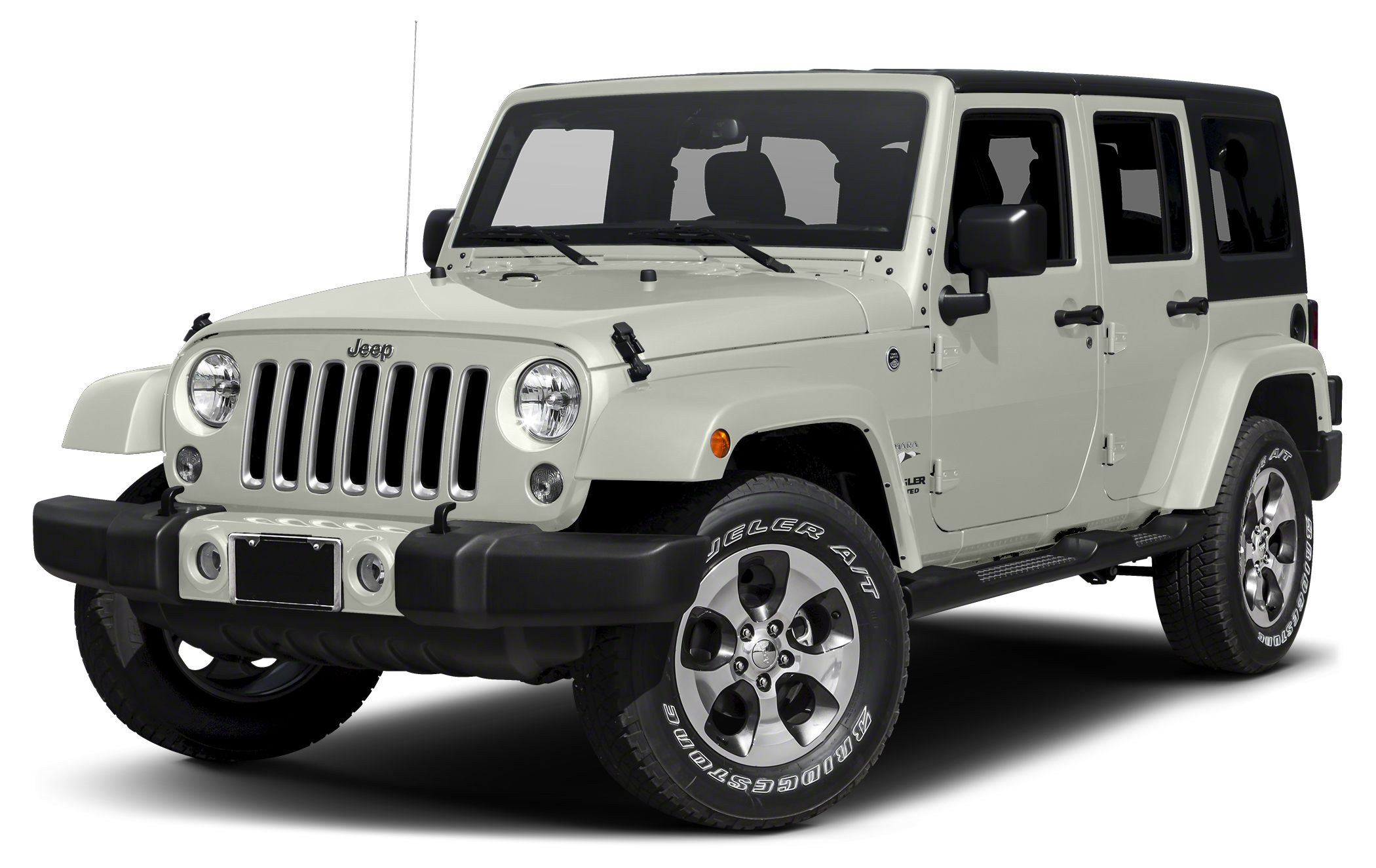 2015 Jeep Wrangler Unlimited Sahara UNLIMITED SAHARA LEATHER AND HEATED SEATS COLOR MATCHING 3 P