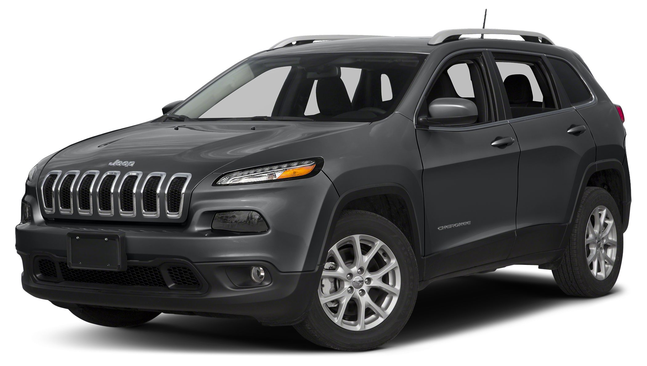 2016 Jeep Cherokee Latitude CARFAX 1-Owner EPA 28 MPG Hwy21 MPG City Latitude trim Heated Seat