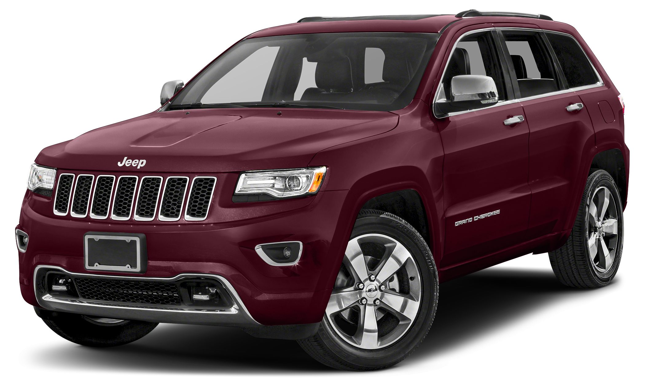 2016 Jeep Grand Cherokee Overland This amazing Grand Cherokee is just waiting to bring the right o