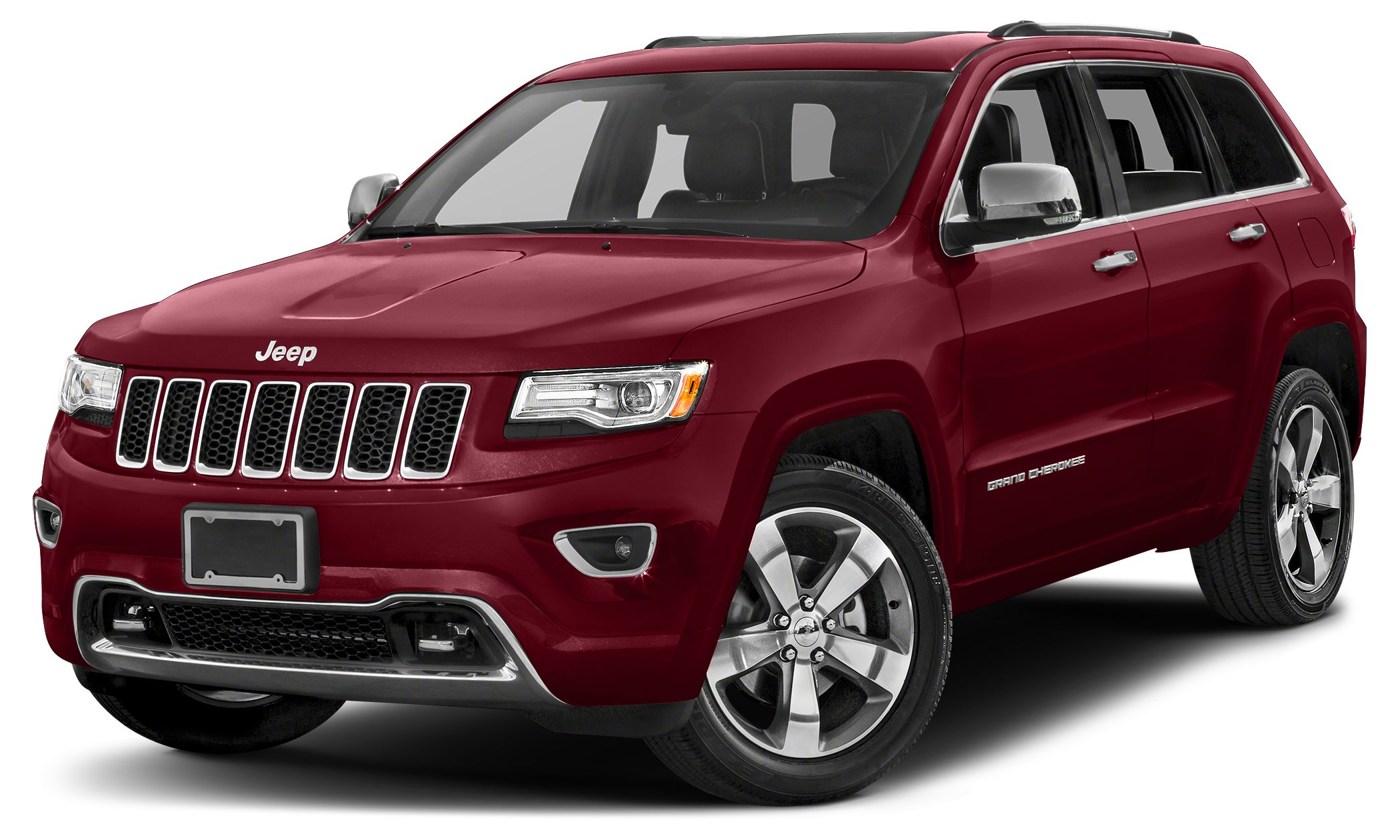 2014 Jeep Grand Cherokee Overland 30L V6 Turbo Diesel with LOW MILEAGE What an outstanding deal