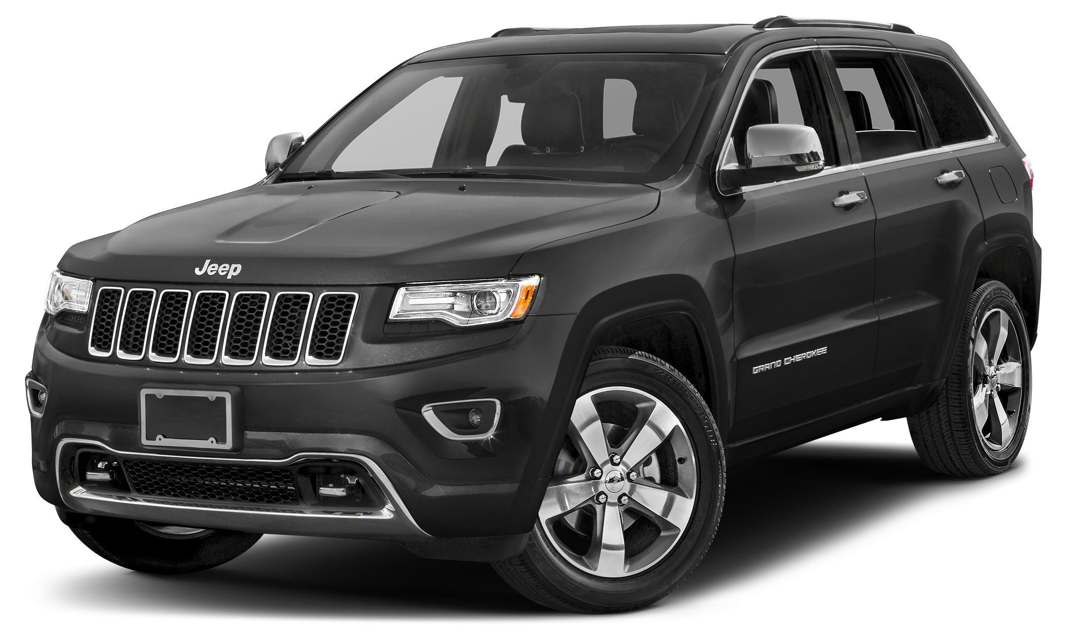2017 Jeep Grand Cherokee Overland Navigation 4WD Fresh arrival More pictures coming soon Tired