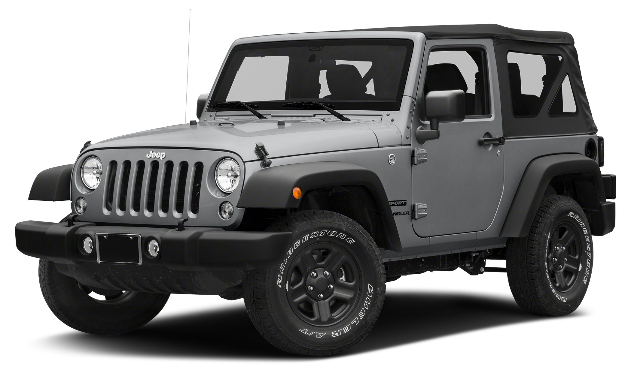2016 Jeep Wrangler Sport 4x4 Satellite Radio Aluminum Wheels ENGINE 36L V6 24V VVT POWER CON