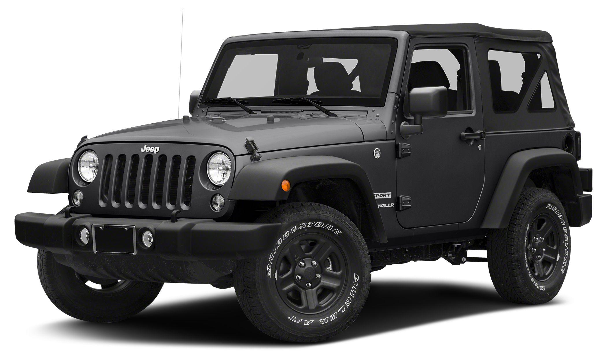 2014 Jeep Wrangler Sport Miles 21238Color Anvil Clearcoat Stock 939 VIN 1C4AJWAG4EL320881