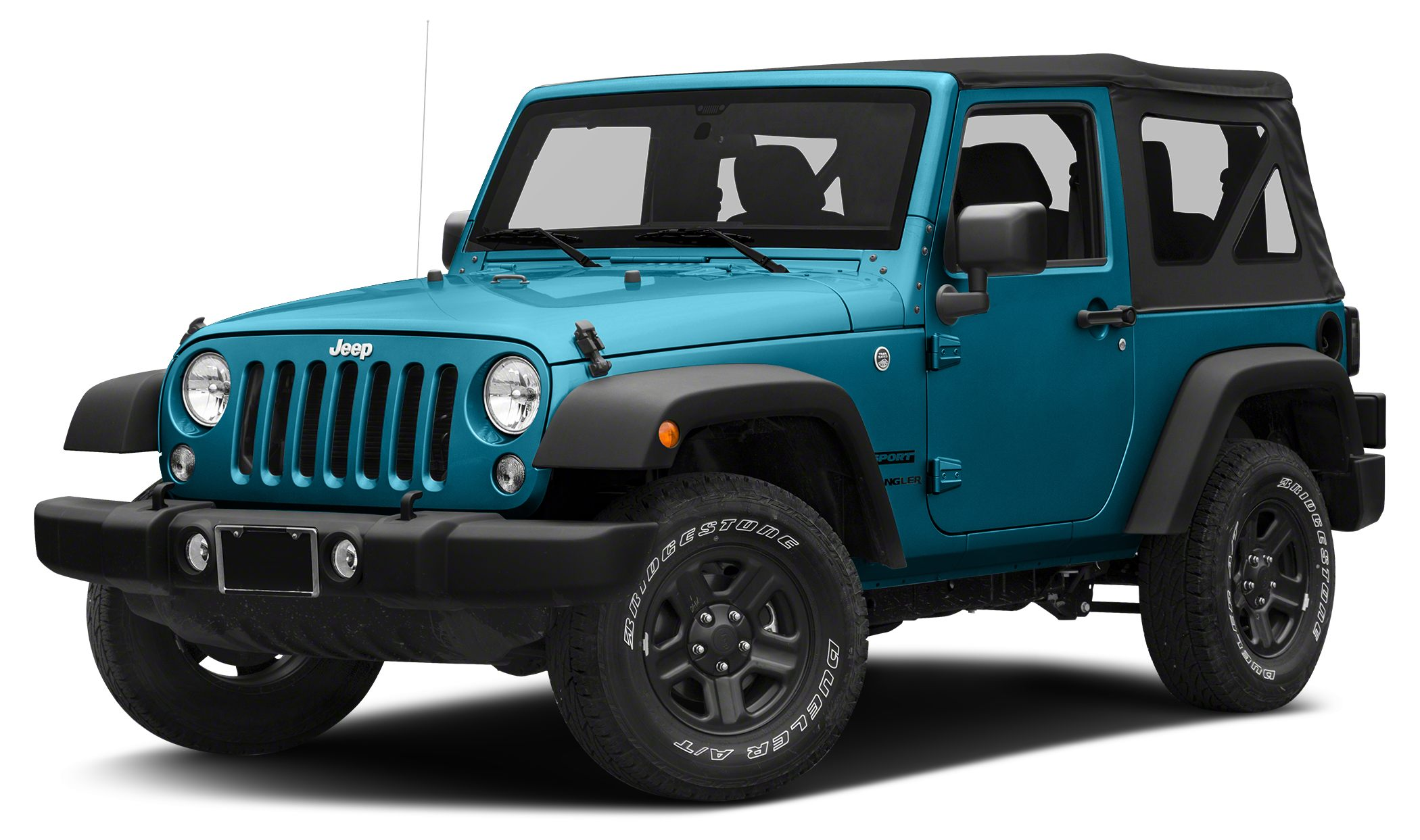 2018 Jeep Wrangler JK Sport Miles 4Color Chief Clearcoat Stock JW2827 VIN 1C4AJWAG2JL855296