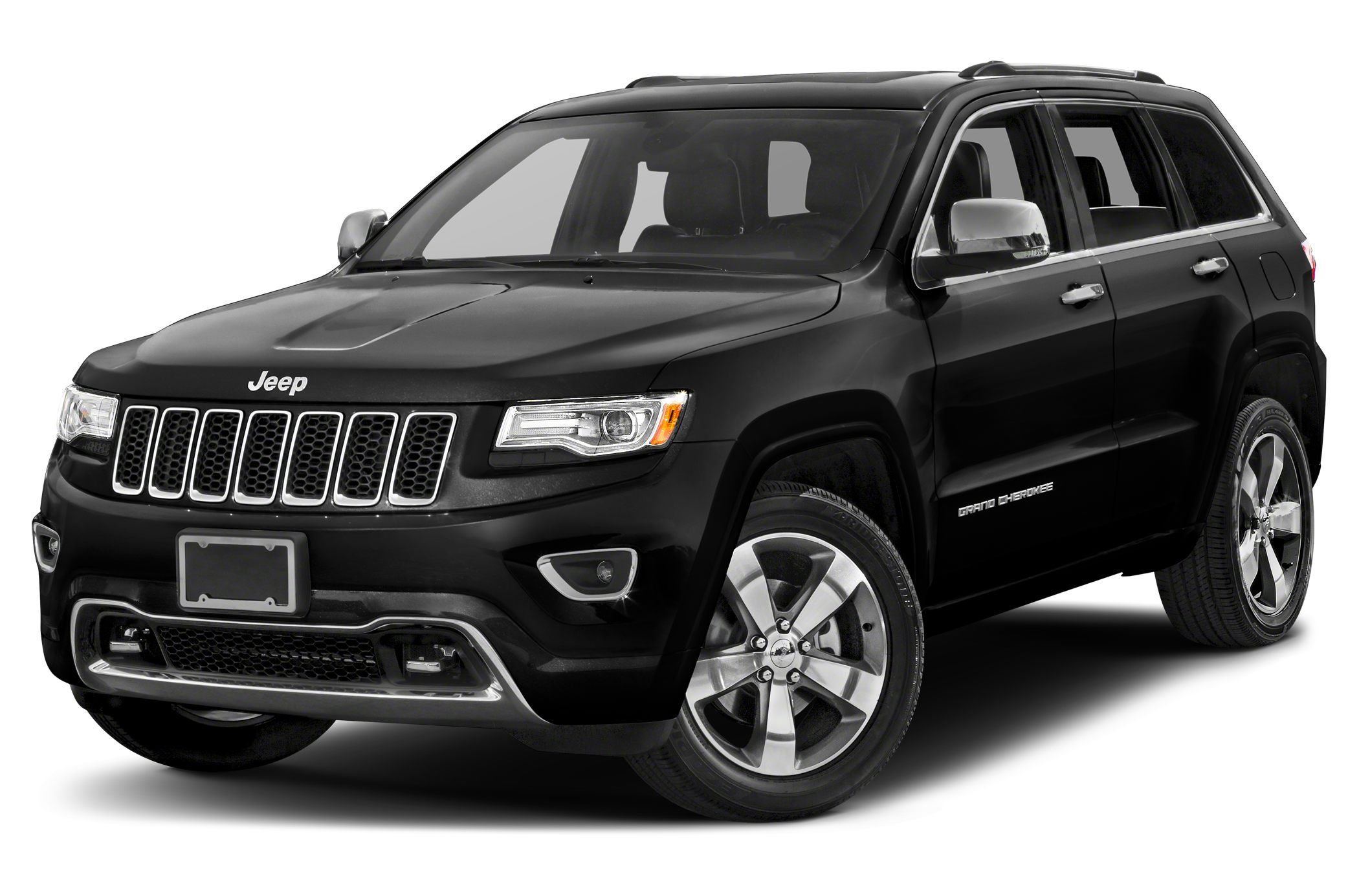 2015 Jeep Grand Cherokee Overland 4WD ABS brakes Compass Electronic Stability Control Emergency co