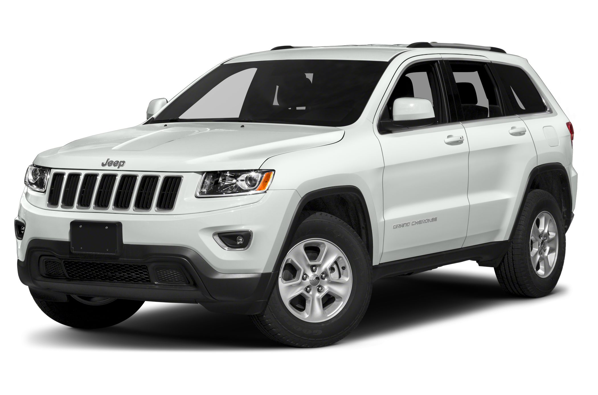 2017 Jeep Grand Cherokee Laredo Flex Fuel Wow Where do I start How enticing is this good-looki