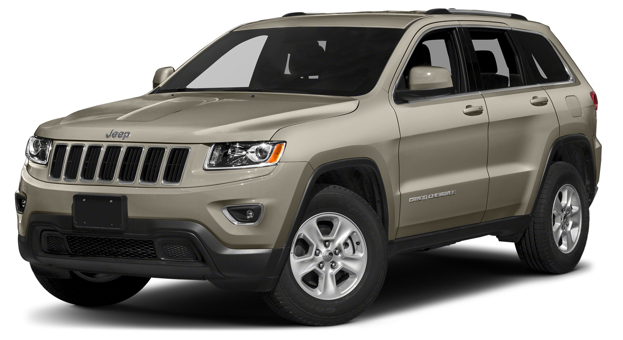 2016 Jeep Grand Cherokee Laredo Your lucky day This gas-saving Grand Cherokee will get you where
