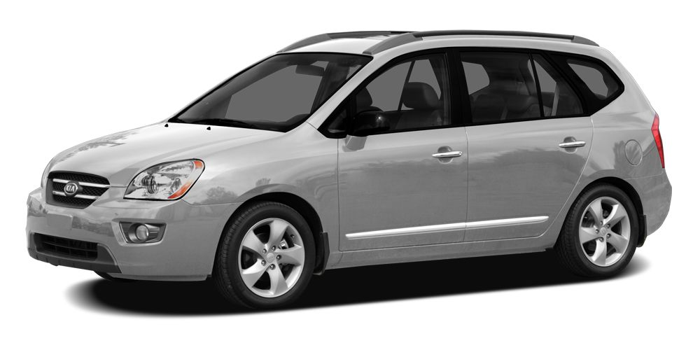 2007 Kia Rondo  Miles 66691Color Silver Stock 16726R VIN KNAFG525077088798