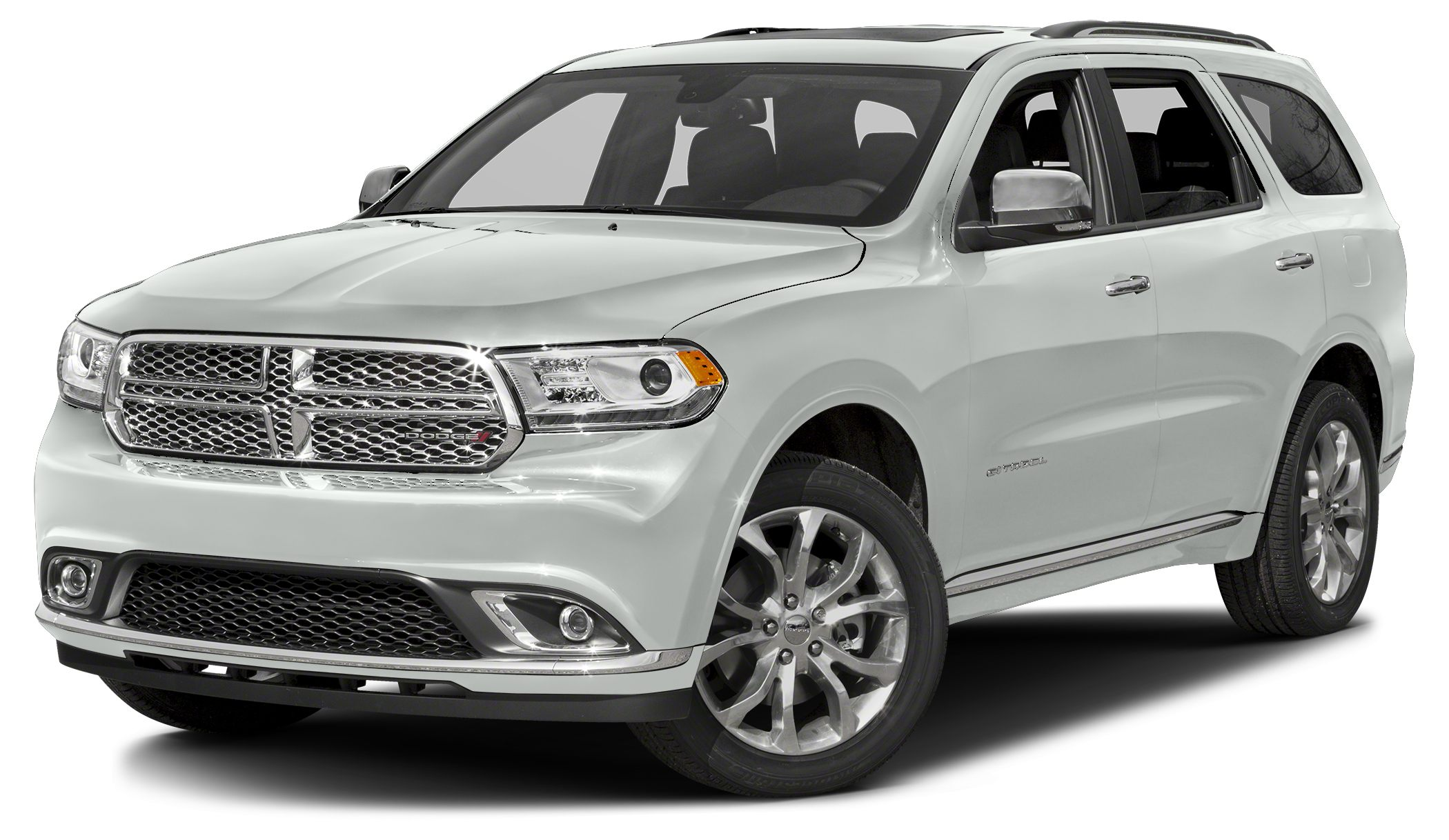 2015 Dodge Durango Citadel CARFAX 1-Owner Spotless FUEL EFFICIENT 24 MPG Hwy17 MPG City Moonro