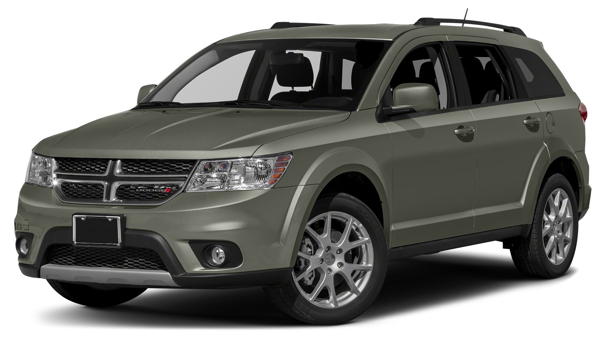 2017 Dodge Journey SXT Miles 2972Color Verde Oliva Olive Green Stock N5407 VIN 3C4PDCBB9HT