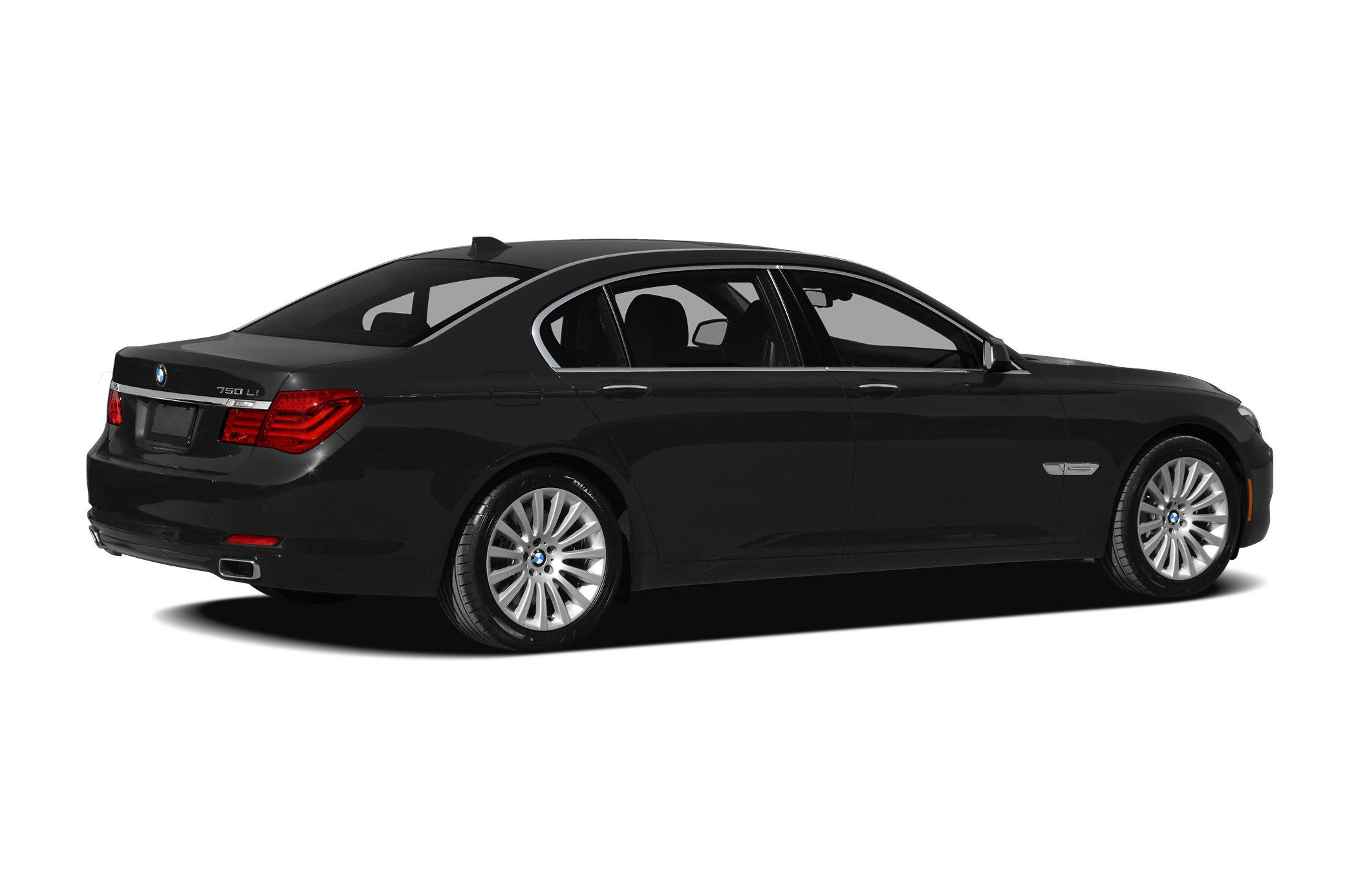 2010 BMW 7 Series 750i xDrive AWD Dark Grey Clean CARFAX Recent Arrival Odometer is 32462 miles