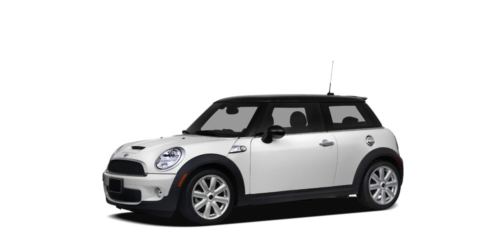 2008 MINI Cooper S Miles 112035Color Pepper White Stock SB11186A VIN WMWMF73568TV33896