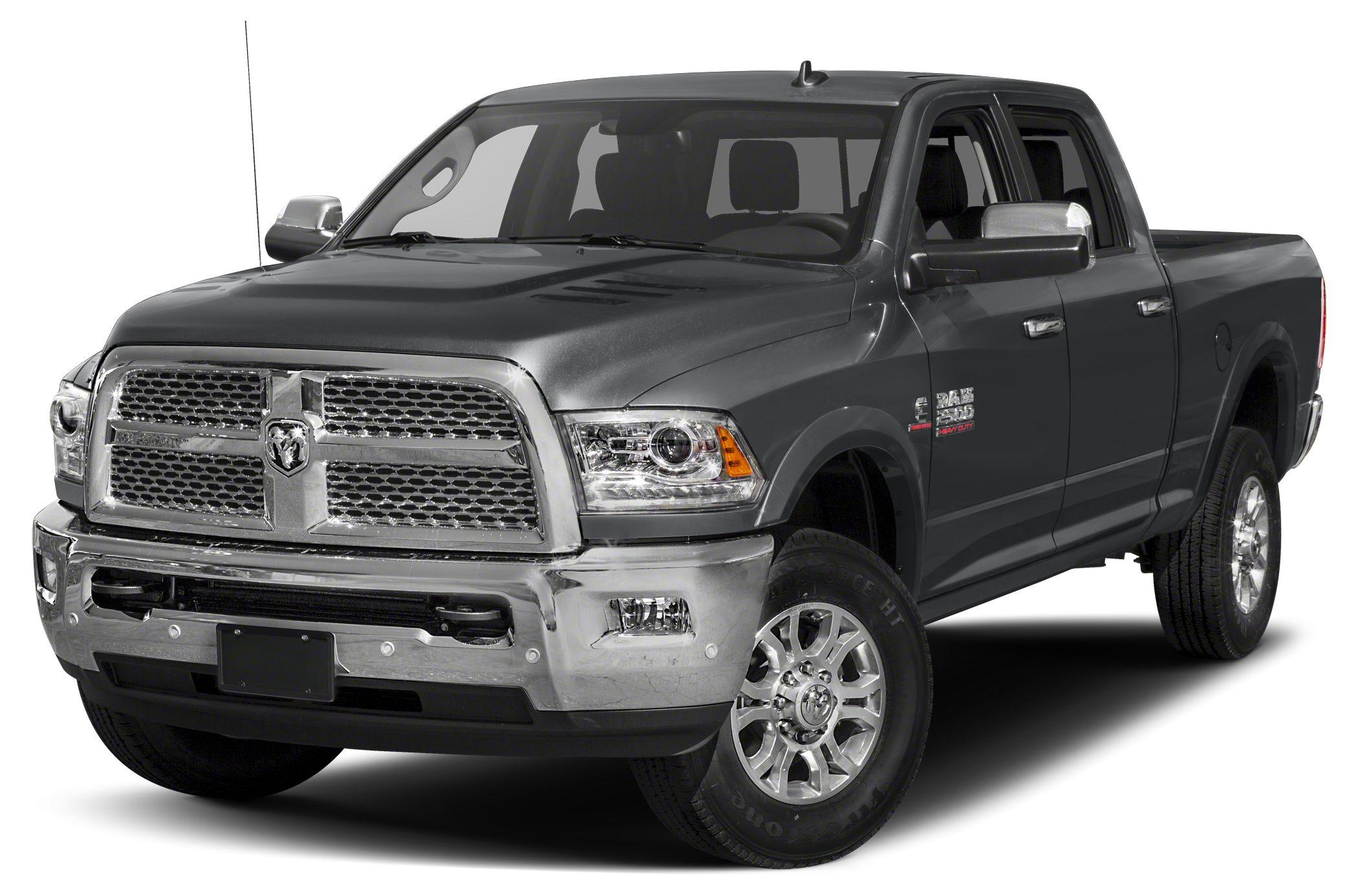 2017 RAM 2500 Laramie Miles 18572Color Gray Stock R4730 VIN 3C6UR5FL7HG569741