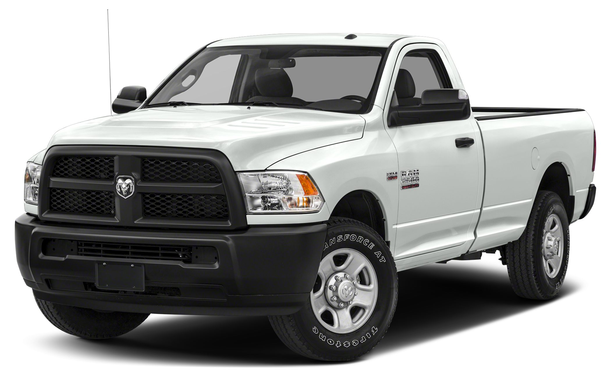 2017 RAM 2500 Tradesman New Arrival All the right toys Get down the road in this commanding Tru