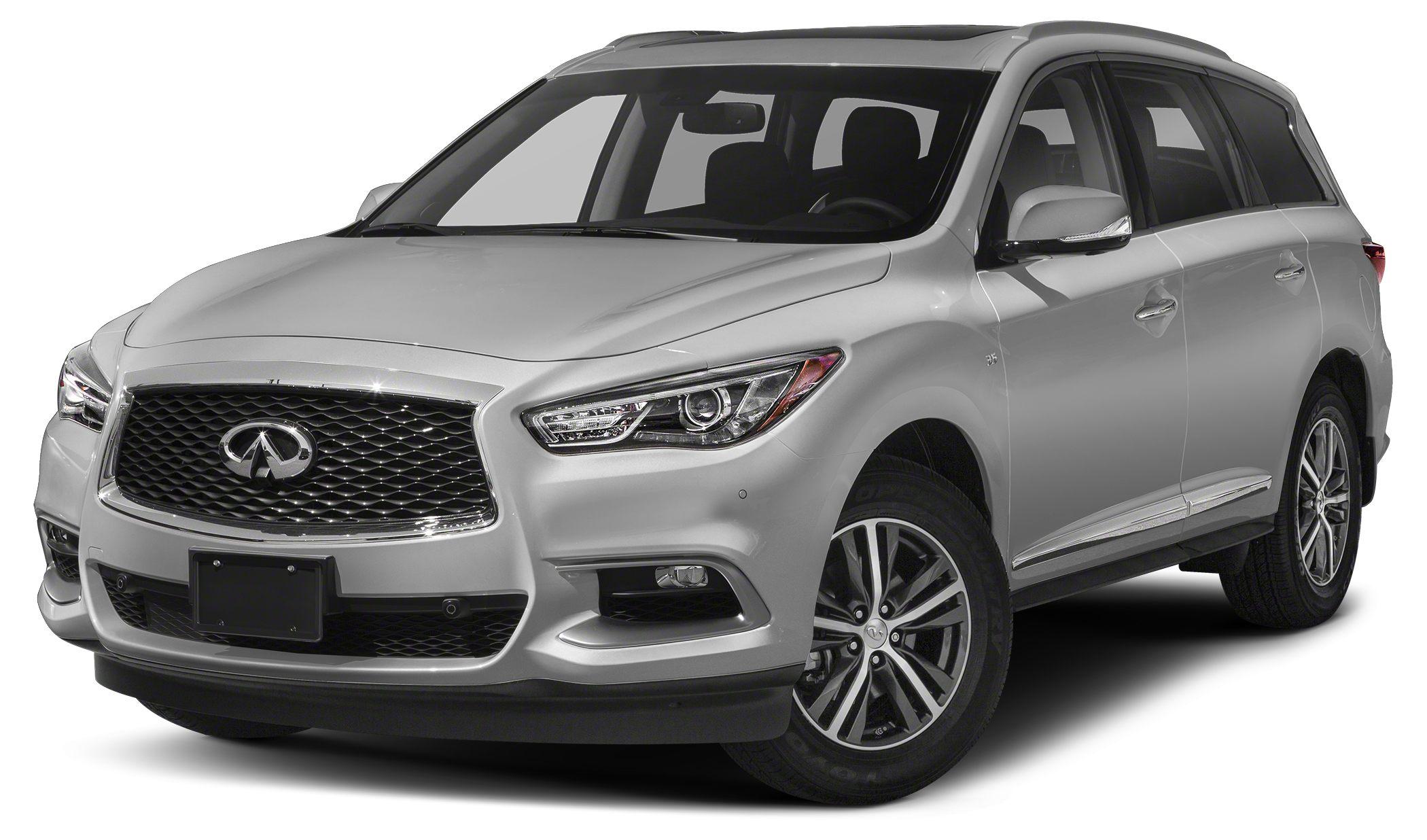 2018 INFINITI QX60 Base Why INFINITI of Sarasota No one thinks going to a car dealership is a Tru