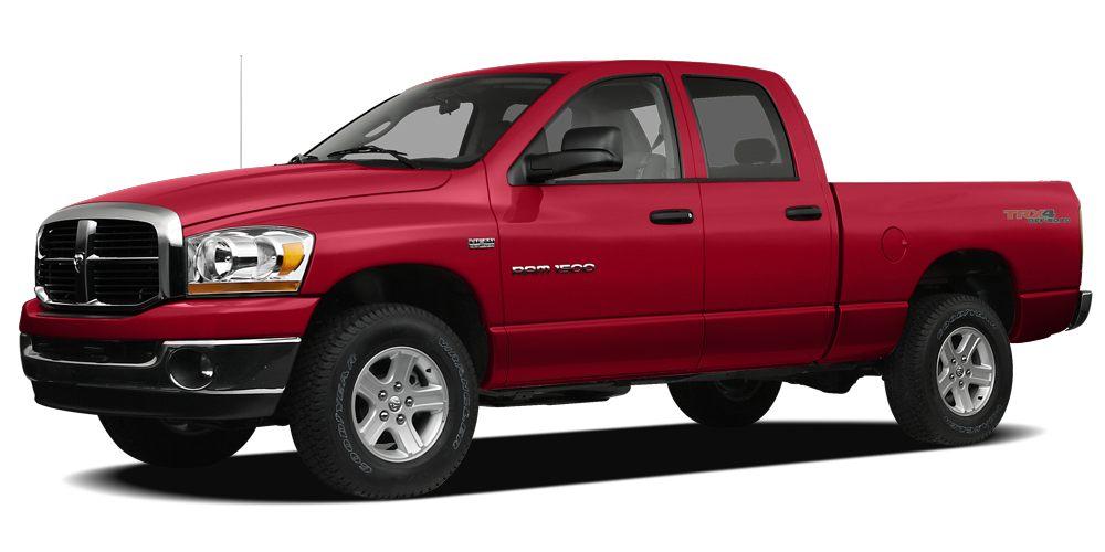 2008 Dodge Ram 1500 Laramie HEMI 57L V8 Multi Displacement ABS brakes AMFM Compact Disc wSIRI